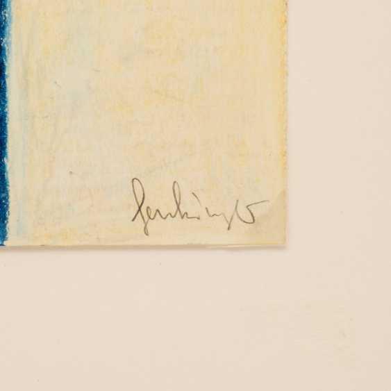 """Genk Inger, FRITZ (1934-2017), """"head portrait"""", - photo 2"""