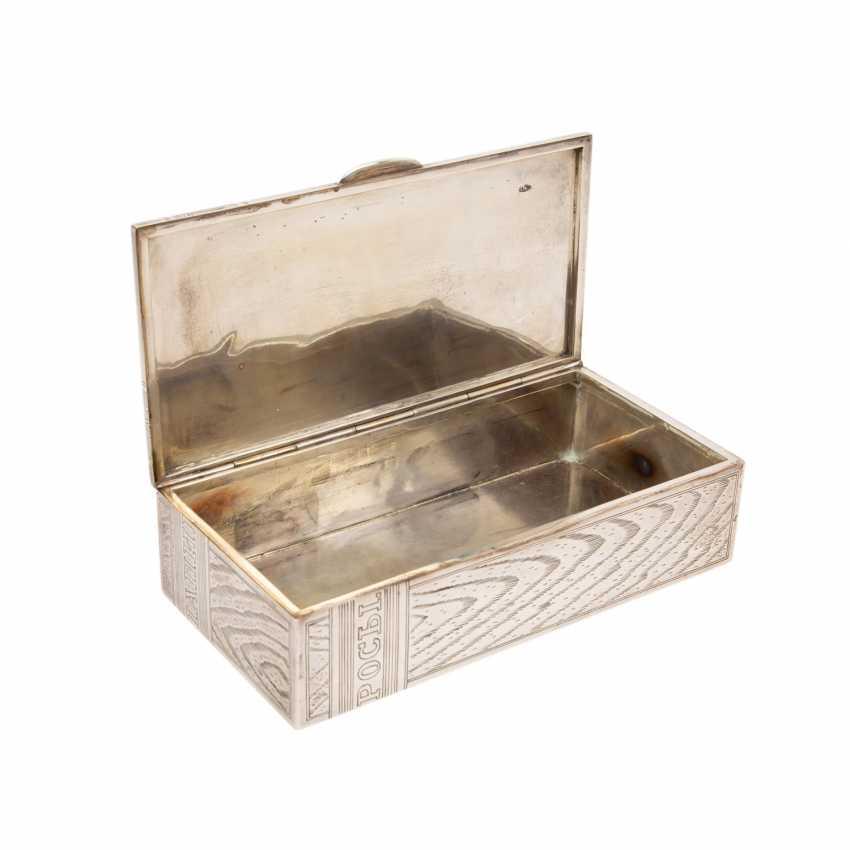 RUSSIA, cigar box, around 1900 - photo 3