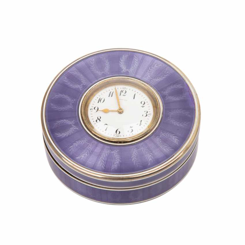 TIFFANY & CO. Can with clock, France, 20. Century - photo 2
