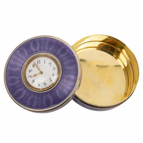 TIFFANY & CO. Can with clock, France, 20. Century - photo 3