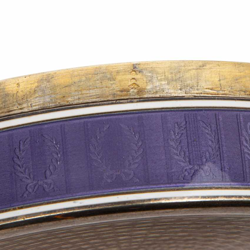 TIFFANY & CO. Can with clock, France, 20. Century - photo 5