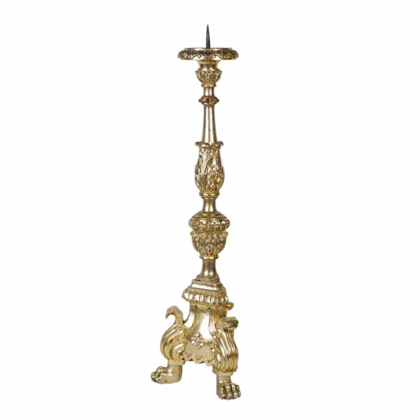 The great altar candlesticks - photo 1
