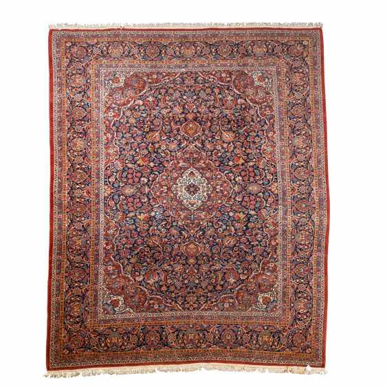 Orient carpet. KEŞAN/PERSIA, 1. Half of the 20. Century, 365x270 cm. - photo 1