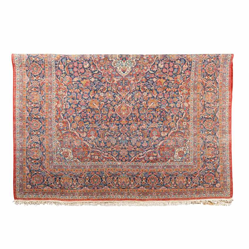 Orient carpet. KEŞAN/PERSIA, 1. Half of the 20. Century, 365x270 cm. - photo 2