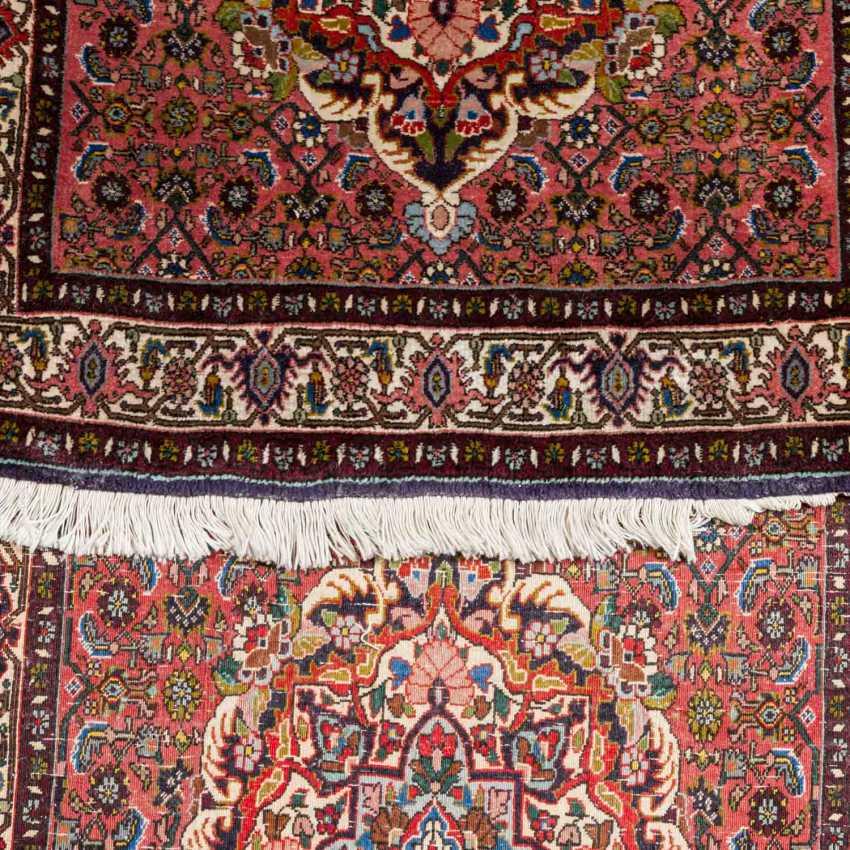 Two Oriental Rugs. BIDJAR, IRAN, 20. Century. - photo 3