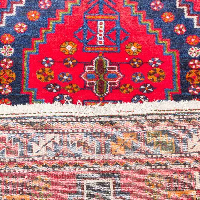 Four Oriental Rugs. PERSIA, 1970s. - photo 2