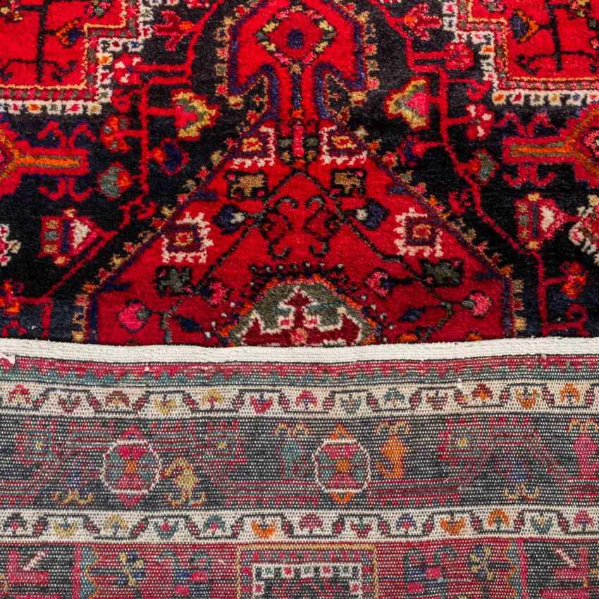 Four Oriental Rugs. PERSIA, 1970s. - photo 5