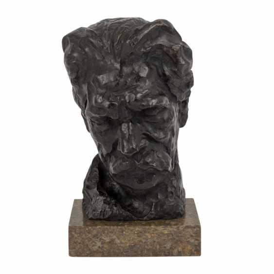 Nobel peace prize winner ALBERT SCHWEITZER (1875-1965), - photo 2