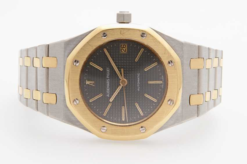 "AUDEMARS PIGUET Herrenuhr ""Royal Oak"", - photo 1"