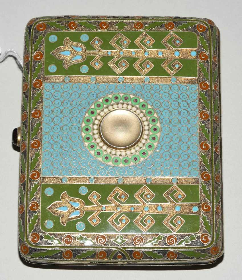 Moscow Cigarette Case - photo 10