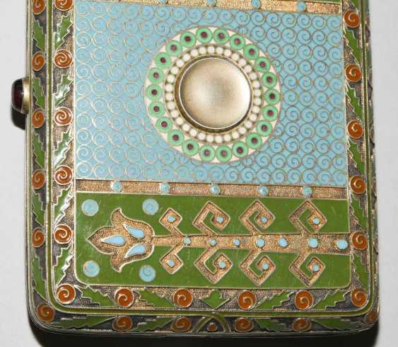 Moscow Cigarette Case - photo 12