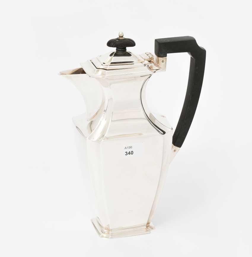 Teapot, George IV - photo 1