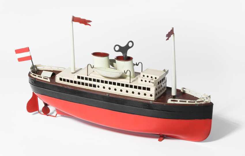 (Fleischmann)Passenger Steamer - photo 1