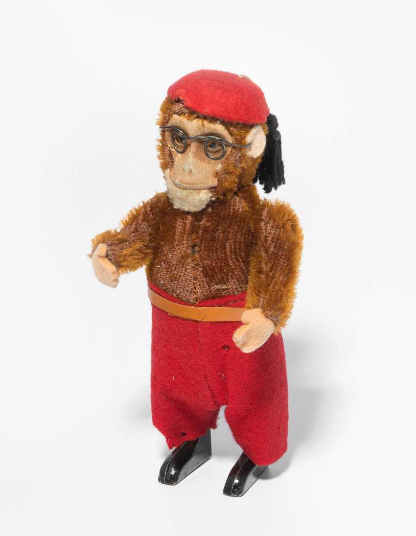"""Early Schuco Dancing Figure """"Monkey"""" - photo 1"""