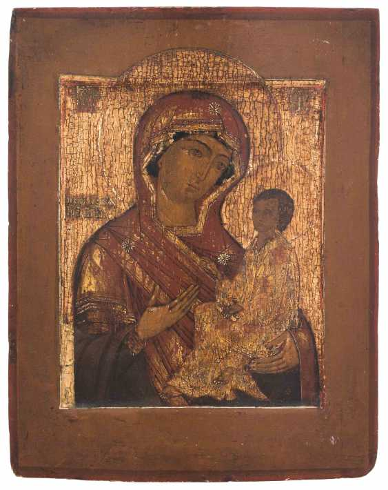 Mother of God of Tikhvin - photo 1