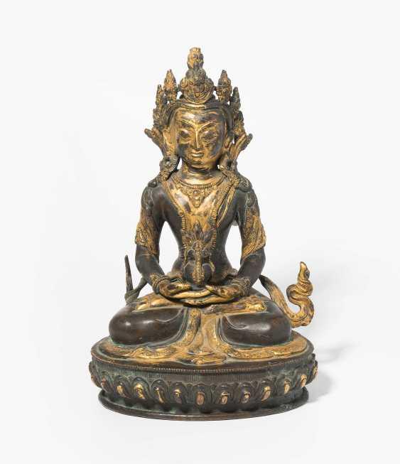 Buddha Amitayus - photo 1