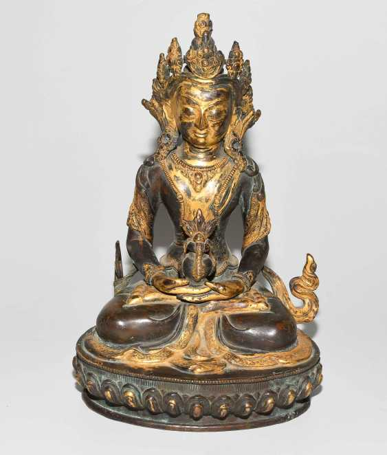 Buddha Amitayus - photo 2