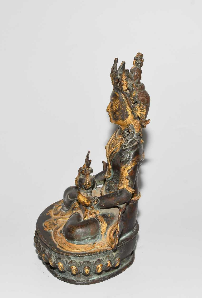 Buddha Amitayus - photo 3