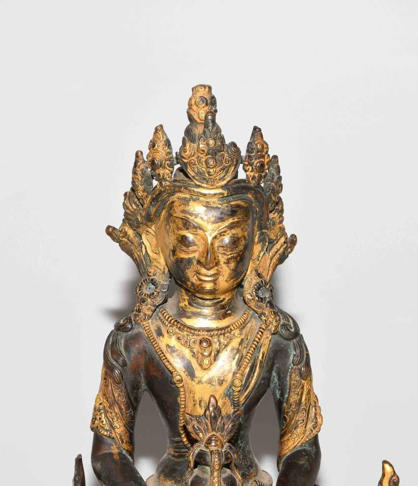 Buddha Amitayus - photo 7