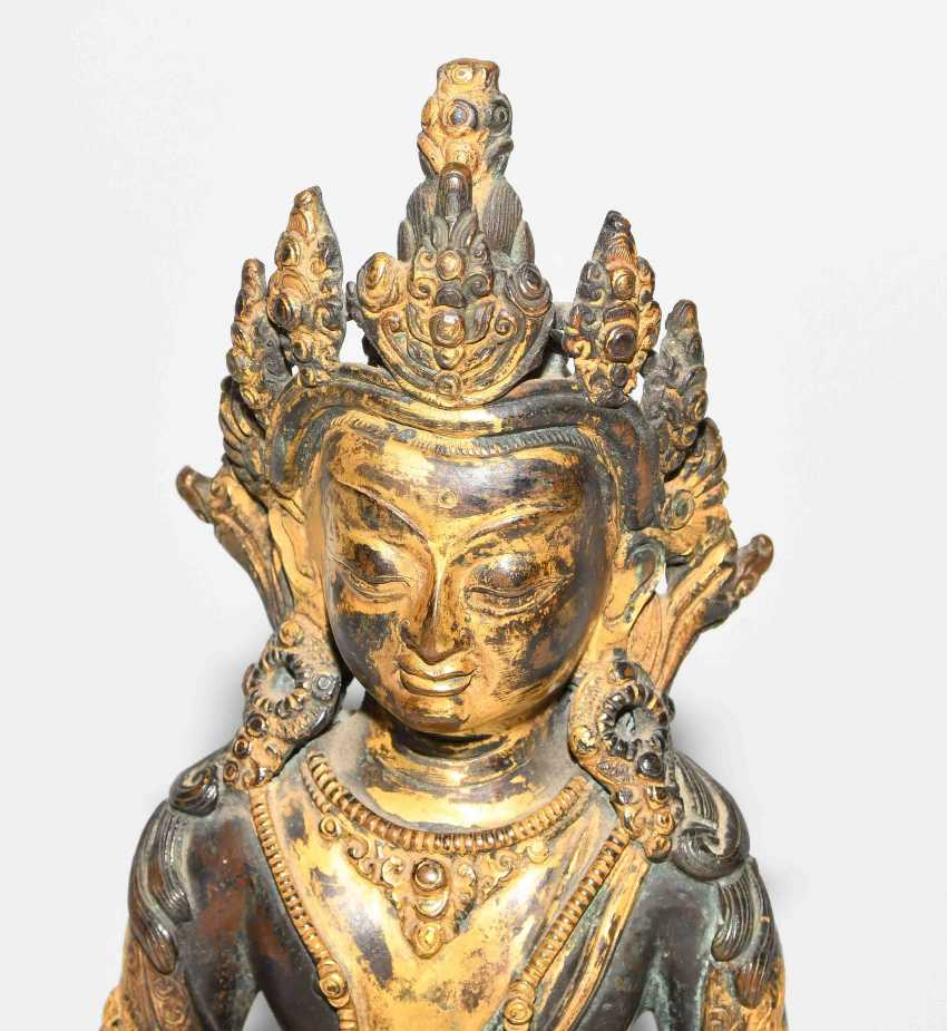 Buddha Amitayus - photo 9