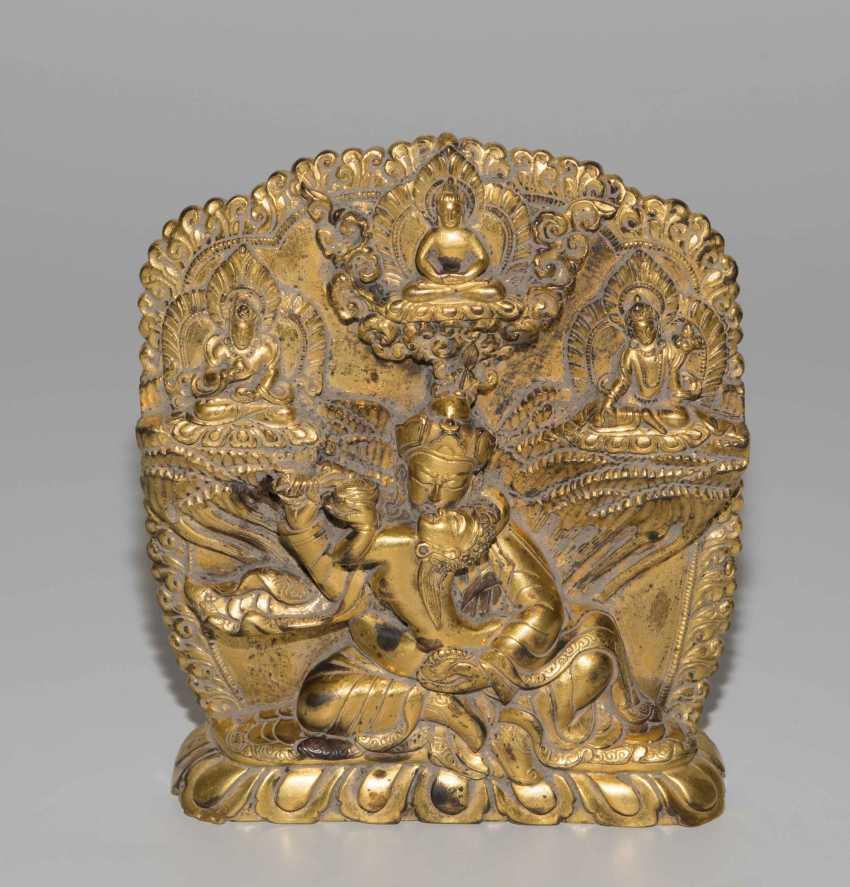 Padmasambhava in Yab-Yum - photo 2