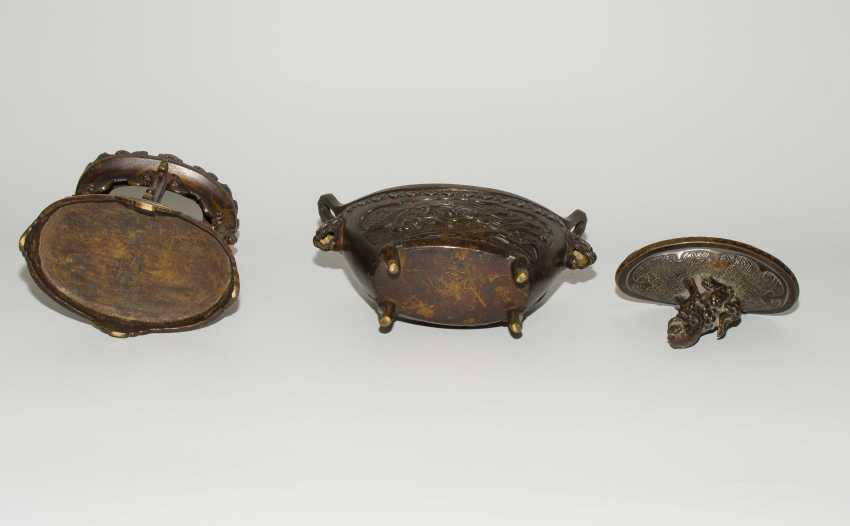 Bronze-Altargarnitur - photo 3