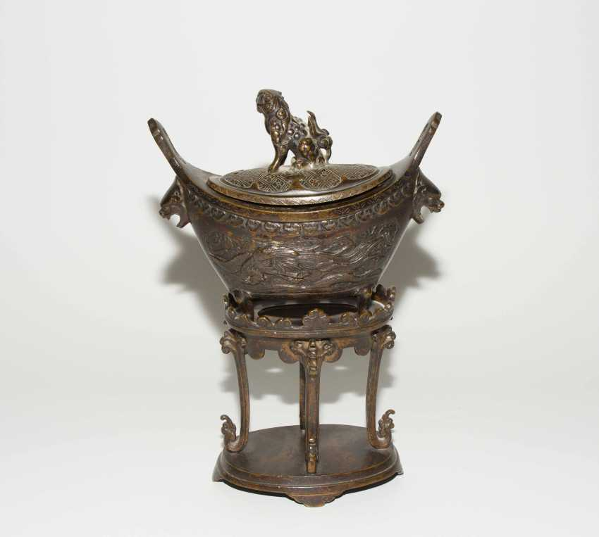 Bronze-Altargarnitur - photo 5