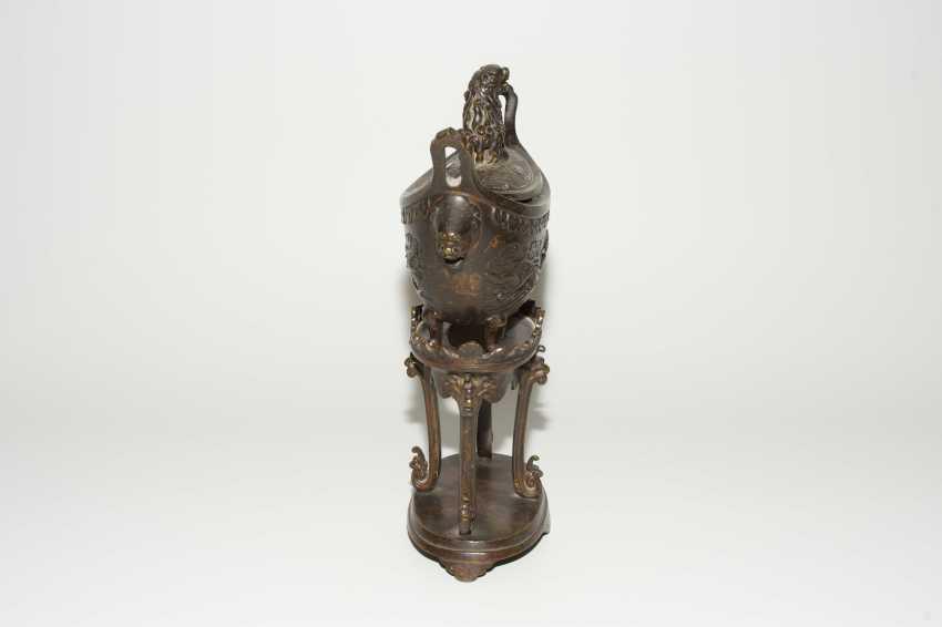 Bronze-Altargarnitur - photo 6
