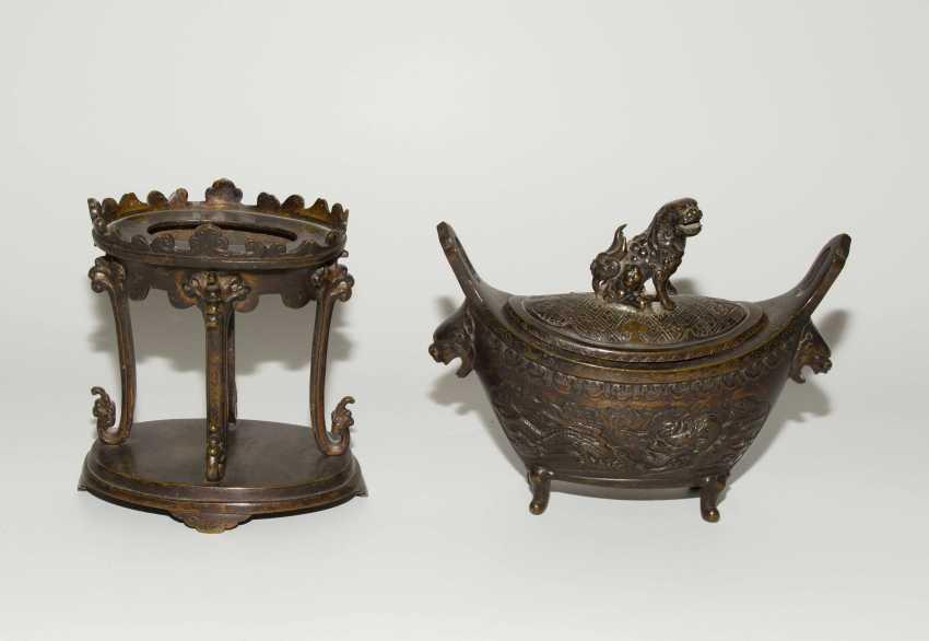 Bronze-Altargarnitur - photo 12