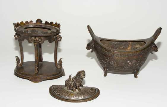 Bronze-Altargarnitur - photo 13