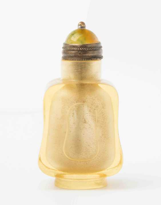 Glas Snuff Bottle - photo 1