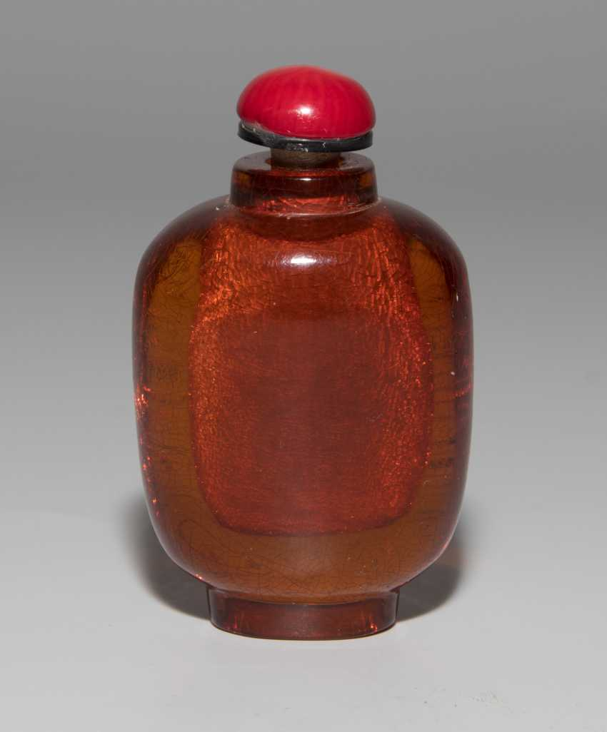 Bernstein Snuff Bottle - photo 2