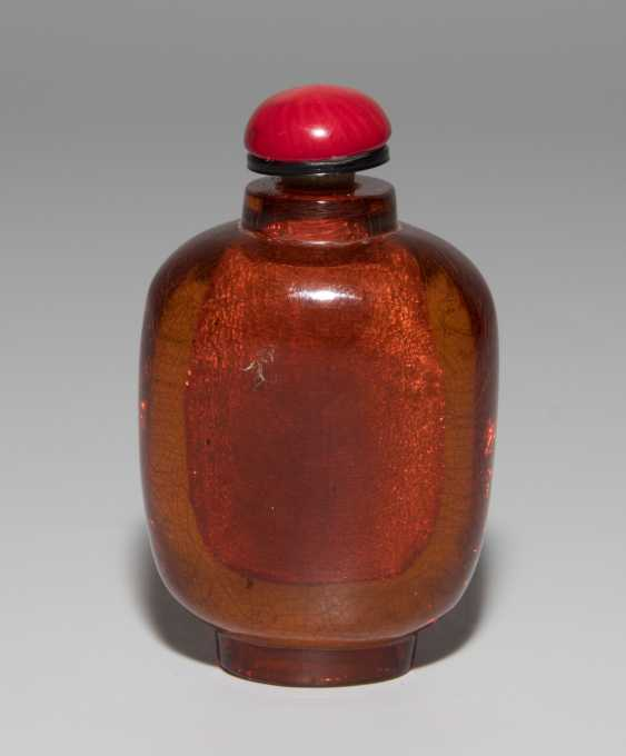 Bernstein Snuff Bottle - photo 4
