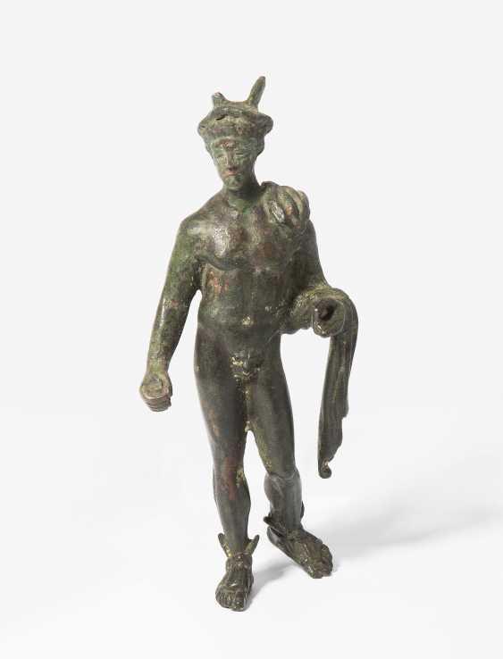 Hermes-Statuette - photo 1