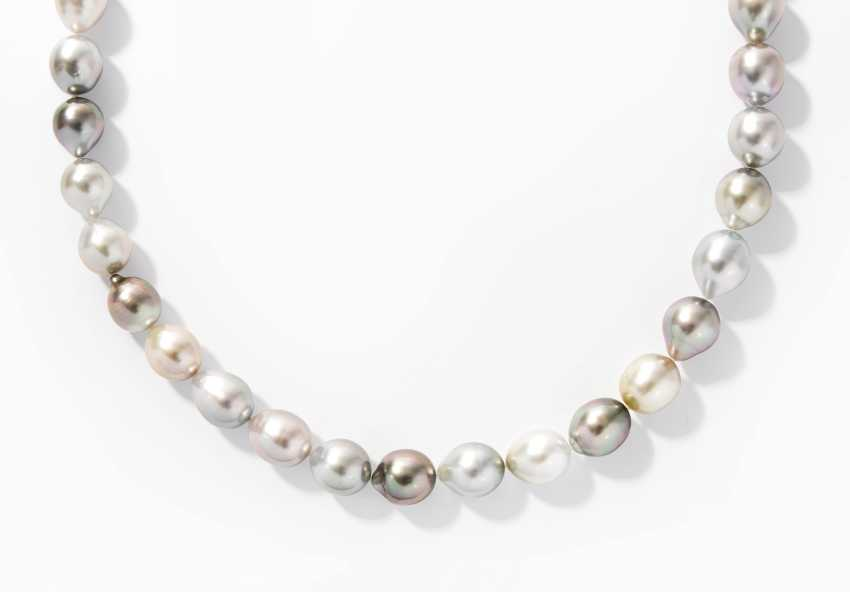 Tahiti Culture Pearl Necklace - photo 1