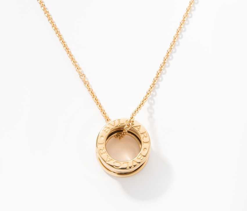 Bulgari Pendant Chain - photo 1