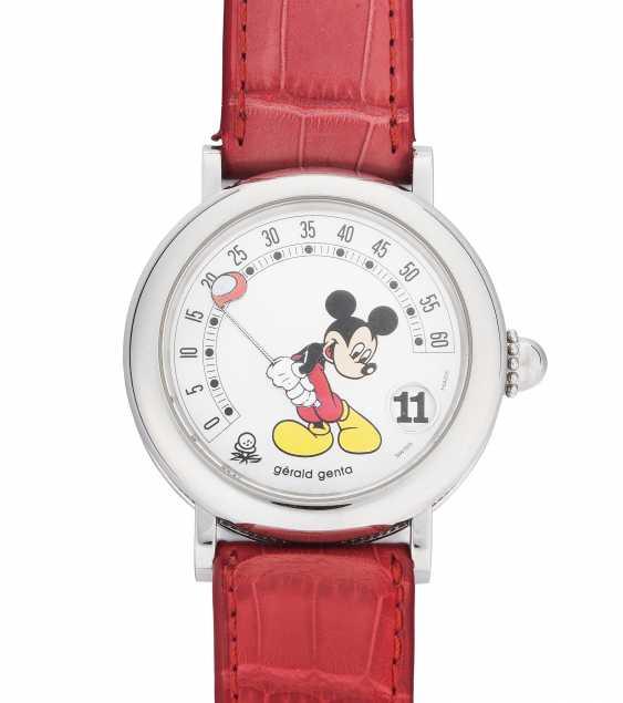 Gerald Genta Mickey Mouse - photo 1
