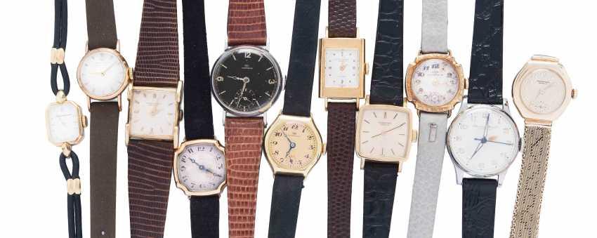 IWC ladies bracelet watch - photo 1