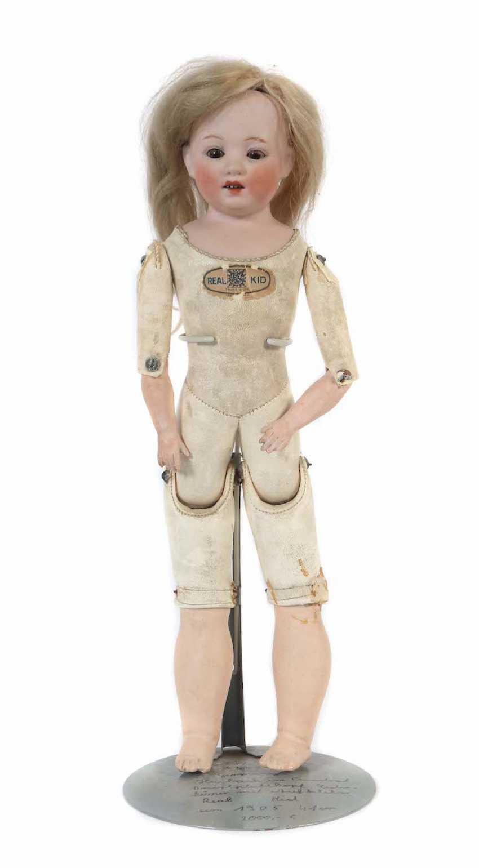 Doll Gebr. Heubach - photo 1