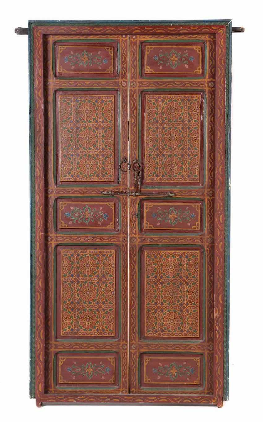 Magnificent double doors to well-Maghreb - photo 1