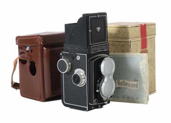 Camera Rolleicord IV, Franke & Heidecke - photo 1