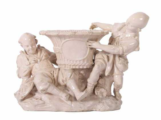 """Figure group """"Two Chinese basket"""" Germany - photo 1"""