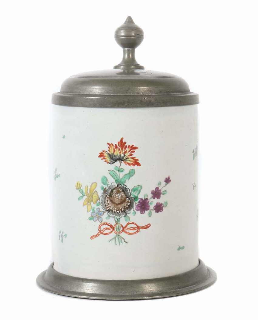 Small Roll Pitcher Of Southern Germany - photo 1