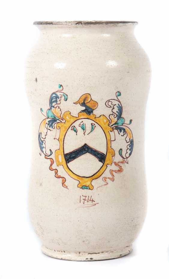 Albarello dat. 1714 - photo 1