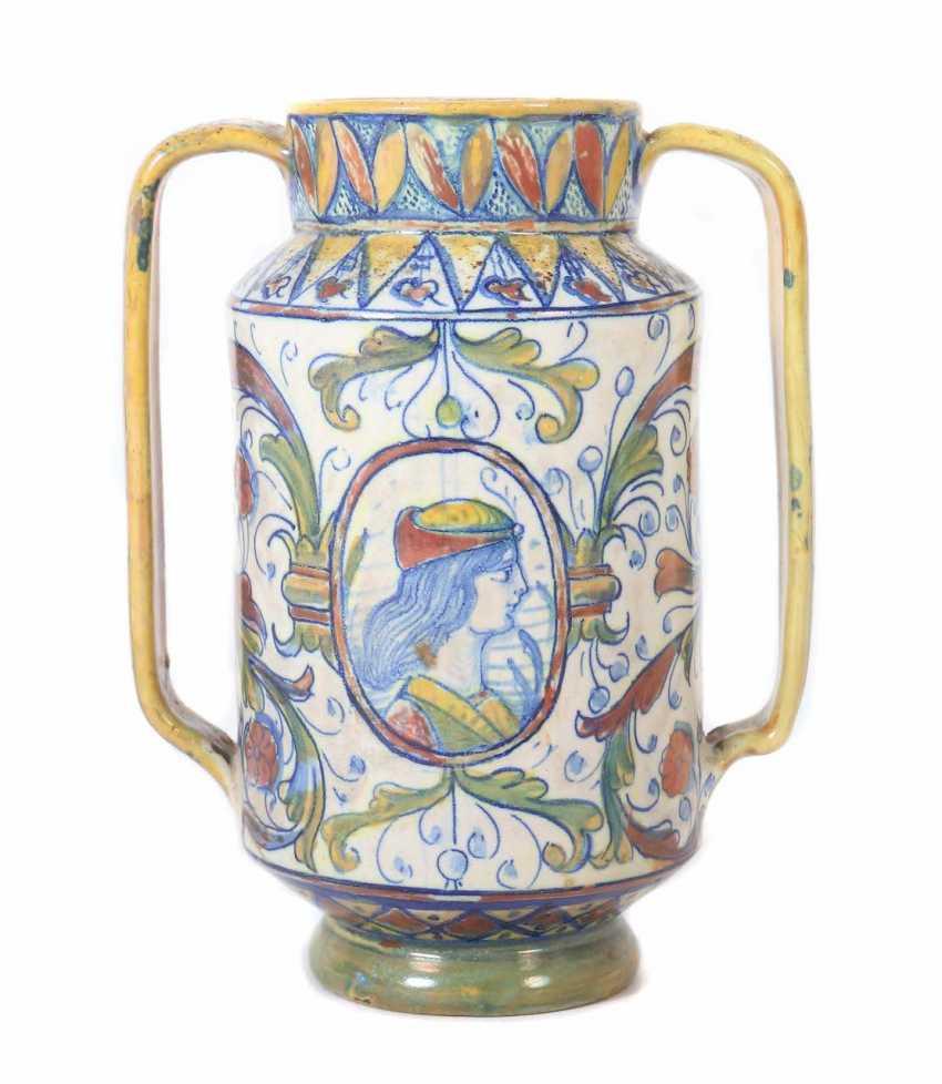 Small Apothecary Vase Italy - photo 1