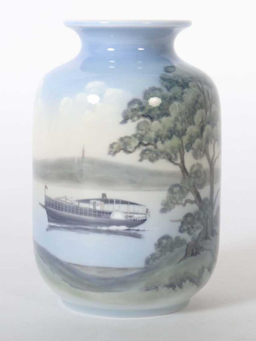 "Vase ""You was Himmelbjerget"", Bing & Grondahl - photo 1"
