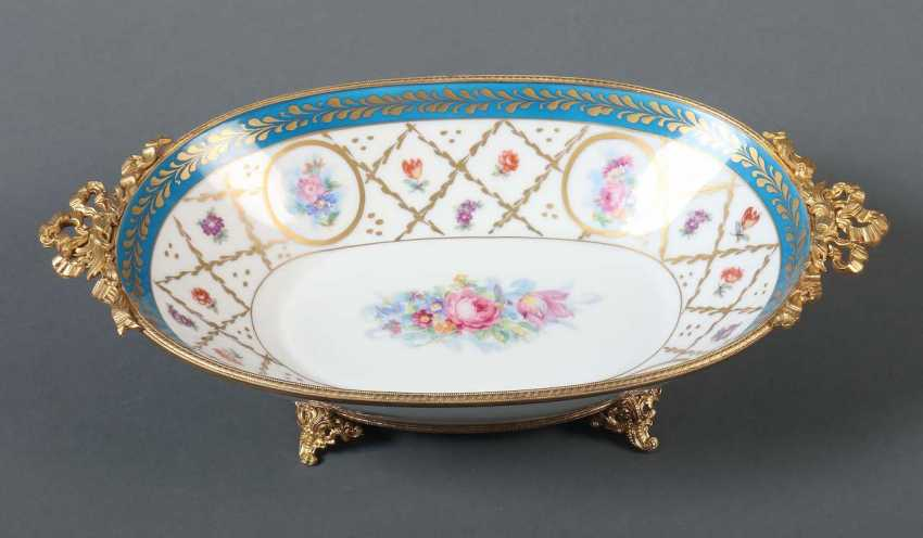 Decorative with metal gear Limoges - photo 1