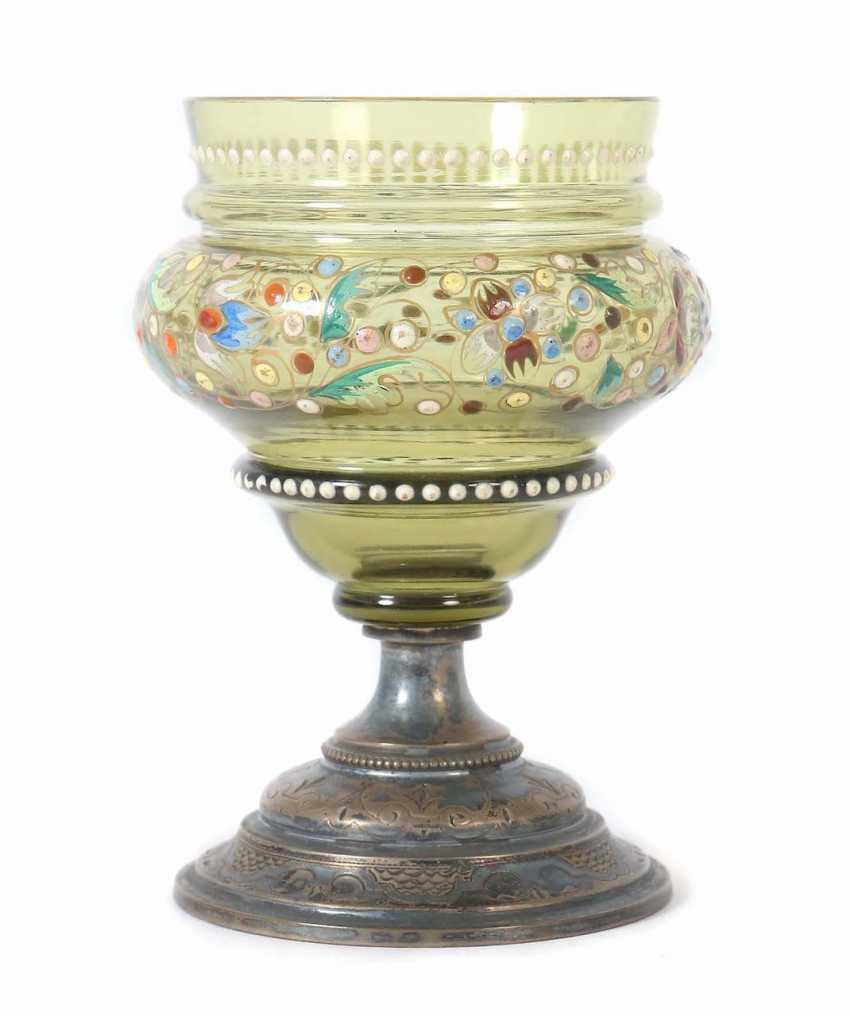 Small Historism Glass 1880/1890 - photo 1