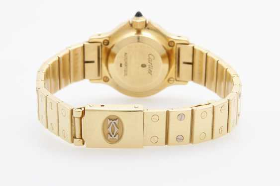 "CARTIER ladies watch ""Santos"" - photo 4"