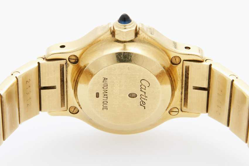"CARTIER ladies watch ""Santos"" - photo 5"
